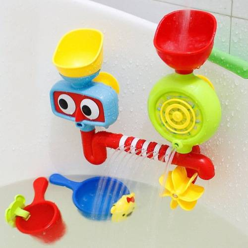 10 лучших игрушек для ванны при купании детей от года до 3 лет – самые популярные игрушки в воде!