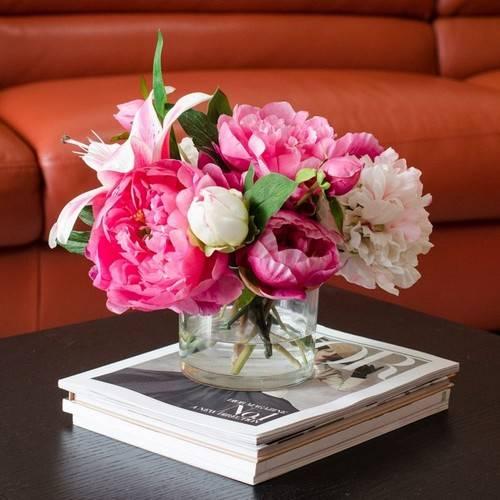 Искусственные цветы как живые изготовление купить цветы на 8 марта в спб