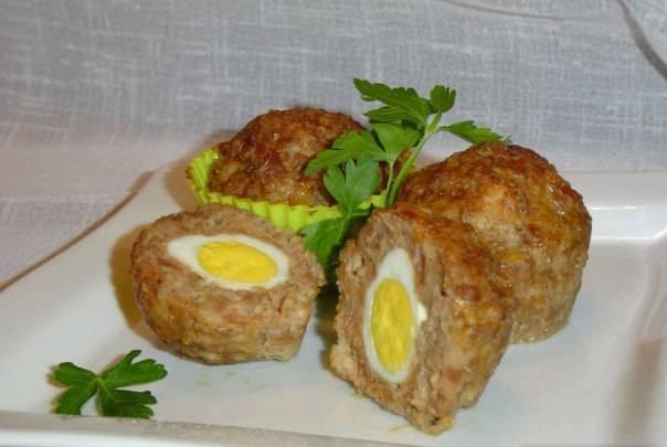 Маффины мясные рецепт с пошагово в